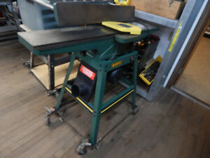 craftex 6 inch planer joiner at the 689r new & used tool store