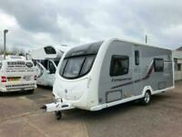 Swift Conqueror 570 with motor mover 2013