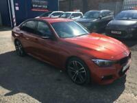 2017 BMW 3 Series 320d xDrive M Sport Shadow Edition 4dr Step Auto SALOON Diesel