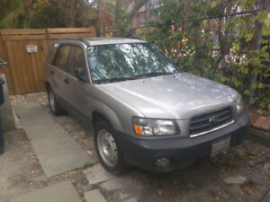 2005 Subaru Forester For Sale - Great Winter Option!
