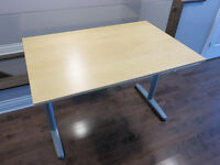 IKEA GALANT table/desk (birch, perfect and clean condition)