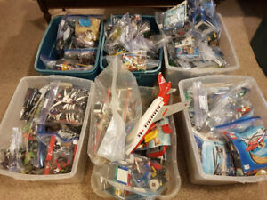 Parting Out Lego Collection