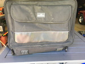 Free laptop case and briefcase