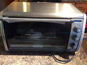 Black n decker convection toaster oven