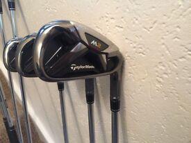 Golf Clubs - M2 TaylorMade Iron Set
