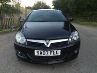Vauxhall Astra 3dr sxi black spotless