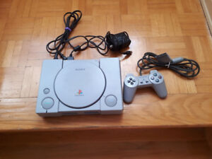 CONSOLE PS1 = 30$