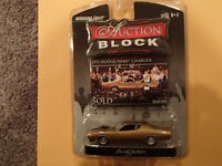 Greenlight Collectible - AUCTION BLOCK - 1971 DODGE HEMI CHARGER
