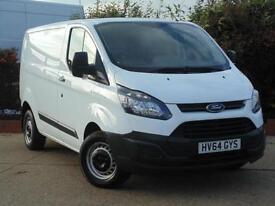 2014 Ford Transit Custom 2.2 TDCi 100ps L1 H1 2 door Panel Van
