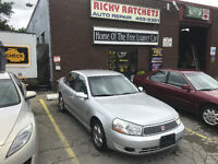 2005 SATURN L300 LEVEL 2 ONLY 100K!  $4900 CERTIFIED London Ontario Preview