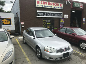 2005 SATURN L300 LEVEL 2 ONLY 100K!  $4900 CERTIFIED