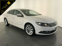 2014 VOLKSWAGEN CC GT BLUEMOTION TECHNOLOGY TDI 1 OWNER SERVICE HISTORY FINANCE
