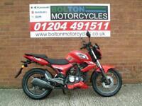 KEEWAY RKS125 SPORT MOTORCYCLE
