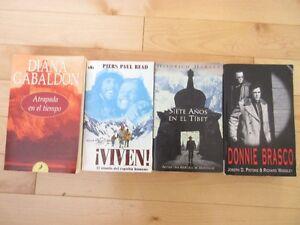 Livres en espagnol variés / Various books in Spanish / Libros Gatineau Ottawa / Gatineau Area image 3