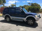Mitsubishi Pajero GLS Milpara Albany Area Preview