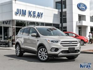 2018 Ford Escape Titanium  - Leather Seats -  Bluetooth - $118.0
