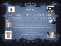 couturière tailleur styliste Nathalie L