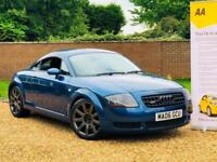 "2006 06, Audi TT Coupe 1.8T 190 BHP quattro Coupe + 18"" ALLOYS + HEATED LEATHER"