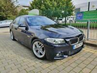 2015 BMW 520D BMW 5 Series 2.0 520d M Sport 4dr Auto Saloon Diesel Automatic
