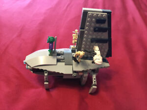 Star Wars LEGO complete with action figures