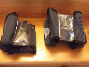 Top tube pouch (x2)