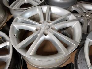 "18"" OEM 2014 Dodge Avenger alloy rims 5x114.3 / TPMS"