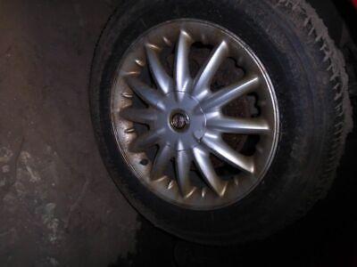 Wheel Convertible 16x6-1/2 Aluminum 12 Spoke Cast Fits 01-03 SEBRING 124525 ()