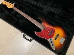 Fender '62 Reissue Jazz Bass, Rare LEFTY, MIJ, Great Condition!