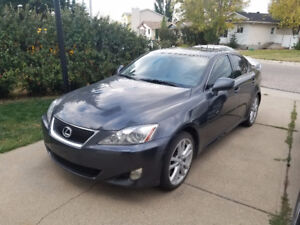 2007 Lexus IS350 Sedan Fully Loaded
