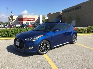 2016 Hyundai Veloster Turbo Coupe (2 door)