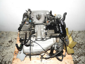 JDM 98-05 Toyota 2JZ-GE 3.0L DOHC VVTi Non Turbo Engine Lexus IS