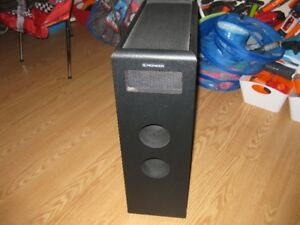Pioneer S-W55 subwoofer