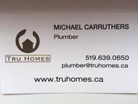 Licensed Plumber- Excellent Rates