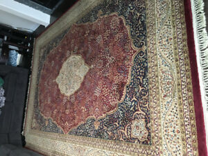 2 BEAUTIFUL EGYPTIAN RUGS