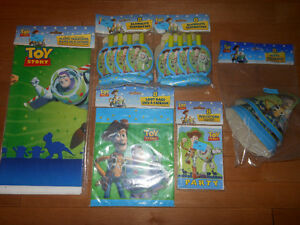 New-Toy Story Party Supplies-$25