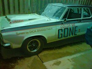 WANTED!!!!1970-71 CHALLENGER PROJECT