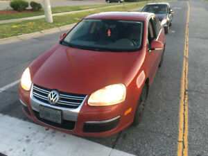 06 Jetta. Need gone today. No room left for parking.
