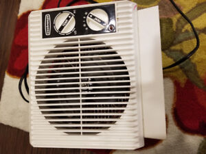 Small working Seabreeze electric space heater