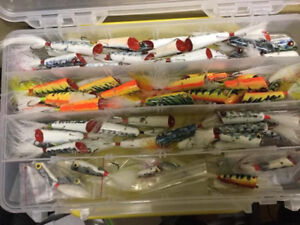 Fishing lures Weedless poppers
