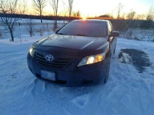 2007 TOYOTA CAMRY*SAFETIED*SNOW TIRES/REMOTE START++*CLEAN!