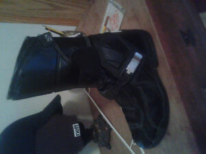 Dry tech Rocket motorcycle boots like new size 8 mens