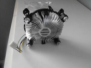 Heastink & Fan for LGA775 CPU's