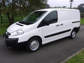 CITROEN DISPATCH 1.6HDi ( 90 ) L1H1 ENTERPRISE VAN 64 REG 55,000 MILES