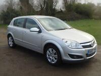 Vauxhall/Opel Astra 1.8i 16v ( 140ps ) automatic 2007 Elite, only 48k, full hist