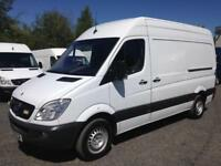 Mercedes-Benz Sprinter mwb + air conditioning 2010 10 Mobiel workshop