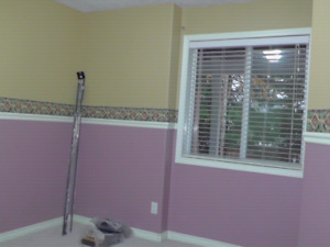 ***TWO BEDROOM BSMT IN A BEAUTIFUL LOCATION FOR RENT***