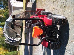 Honda Tractor (H5518C4)