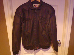 Dale Earnhardt or Best Offer Leather Jacket