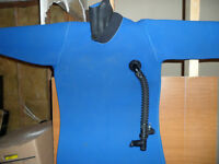 Diving Gear , Dry Diving Suit , Made in Canada. Large Size  $400