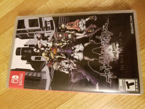 The World Ends With You -Nintendo Switch-